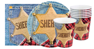 Sheriff & Western-Party