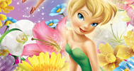 Kinder-Party Tinkerbell
