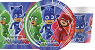 Mädchen-Party PJ Masks Pyjamahelden