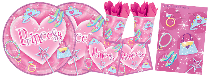 Kinder-Party Prinzessin