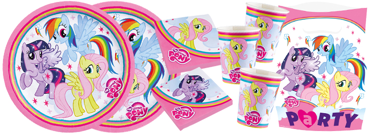 Kinder-Party My Little Pony