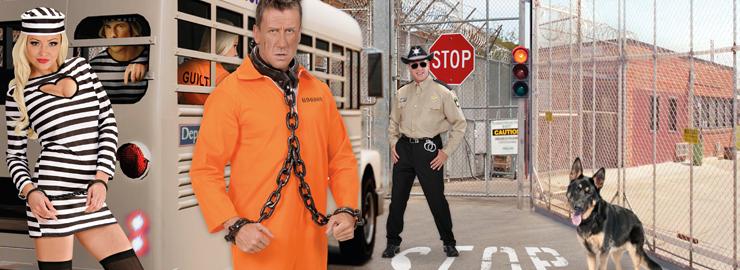Polizei Fbi Strafling Kostume Nach Themen Kostume Verkleiden