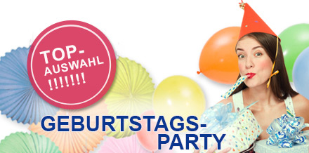 Geburtstags-Party
