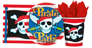 Kinder-Party Pirate Party