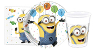 Kinder-Party Minions