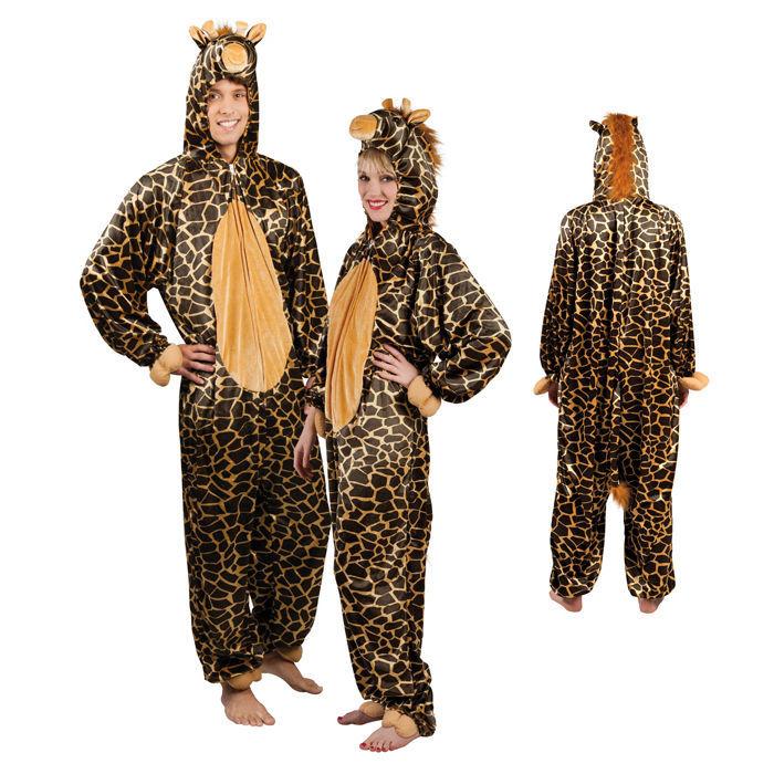 damen und herren kost m giraffe gr m l tierkost me. Black Bedroom Furniture Sets. Home Design Ideas