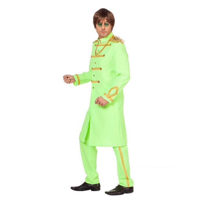 Gr Sgt Rosa Kostüm Möbel Party Herren 48 Discount Neu Pepper n8wm0N
