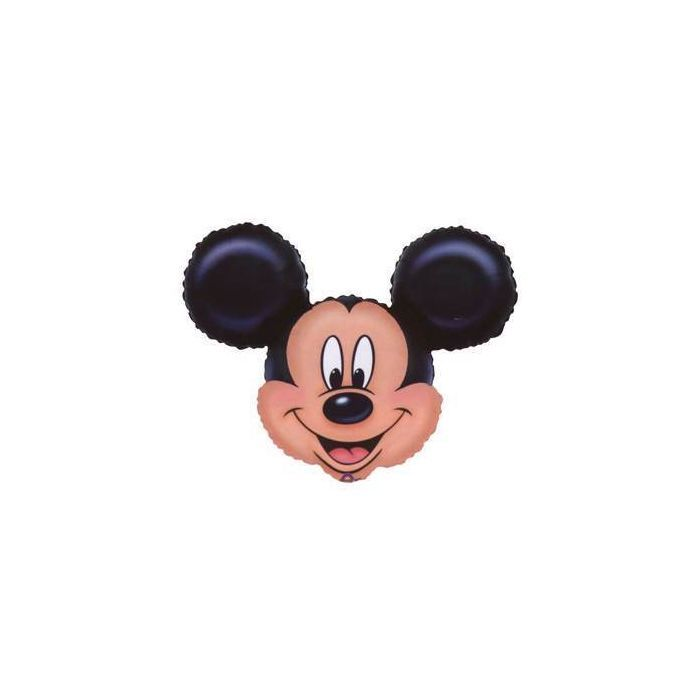 folienballon mickey mouse 69x53cm kinder party mickey minnie f r jungen m dchen kinder. Black Bedroom Furniture Sets. Home Design Ideas