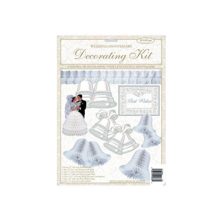 Sale deko set hochzeit 12 teilig hochzeit raumdeko for Hochzeit raumdeko