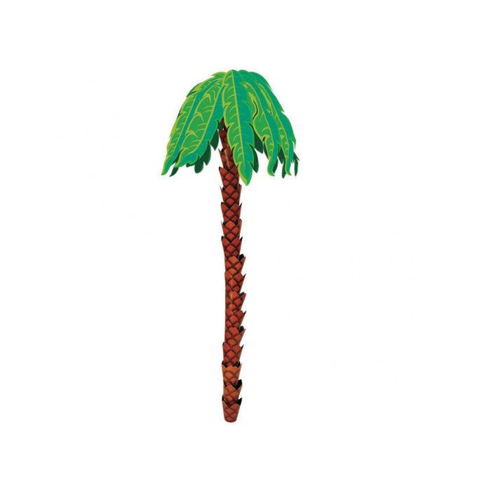 wohnzimmer palme pflege:3D Palme, 2,4m x 81 cm – Hawaii Raumdeko Themen-Shop Hawaii Themen