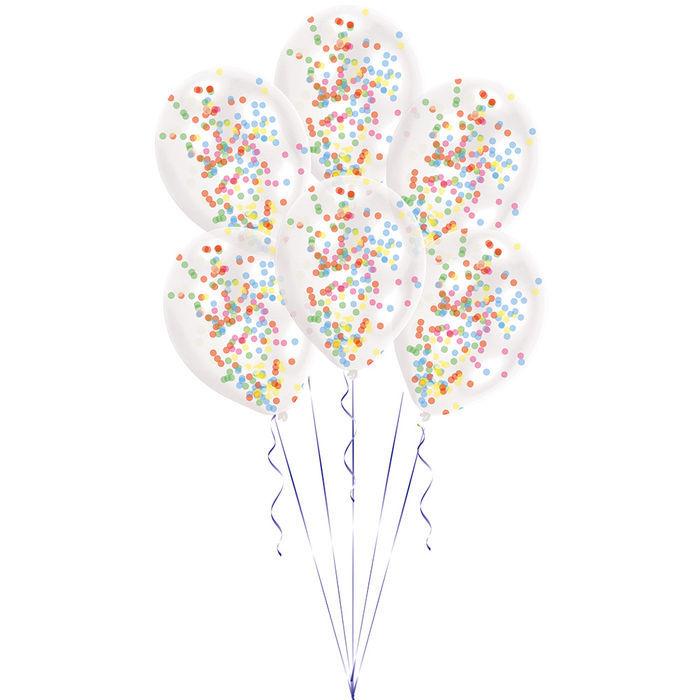 Biene Maja Kinder Party Geburtstag Ballons Luftballons 6 Stück