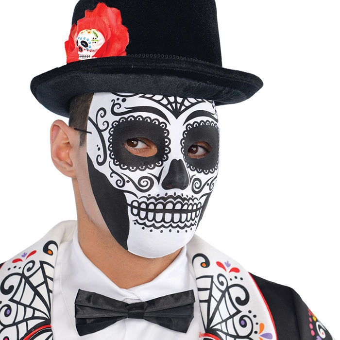 Maske Totenkopf Day of the Dead