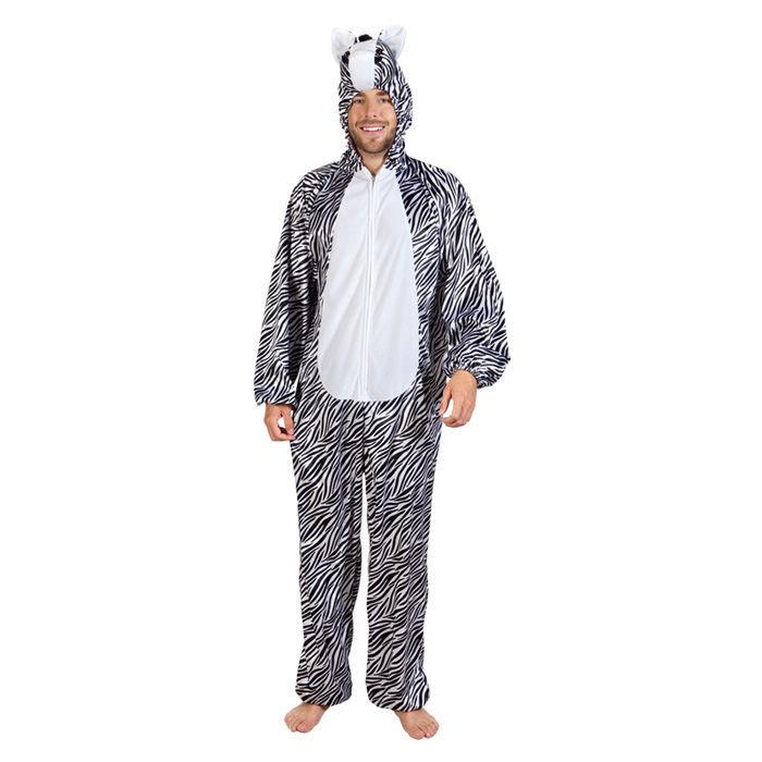 kost m zebra unisex bis 1 80 m tierkost me pl schkost me kost me f r herren kost me. Black Bedroom Furniture Sets. Home Design Ideas