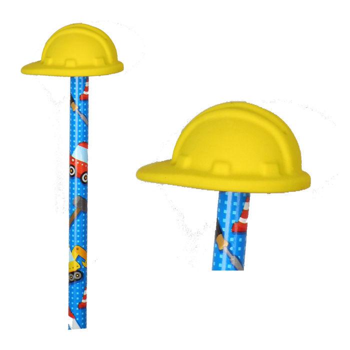 Bleistift U Radiergummi Baustelle 1 Stuck Mitgebsel Give Aways
