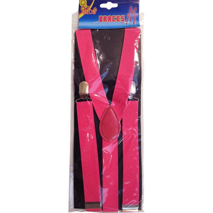 Hosentrager Neon Pink 80er Jahre Kostume Kostume Nach Themen