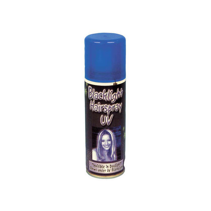 Haarspray Blacklight UV, 125 ml