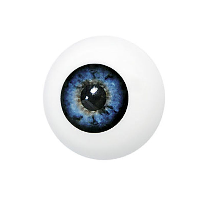 Grimas Artificial Eye, Farbe: blau