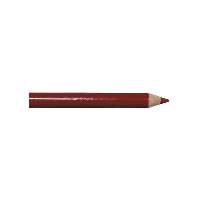 Grimas Make-up Stift, 11 cm. P546 Dunkelrot