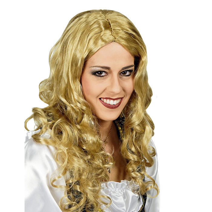 SALE Perücke Joy, Langhaar mit Locken, natur-blond