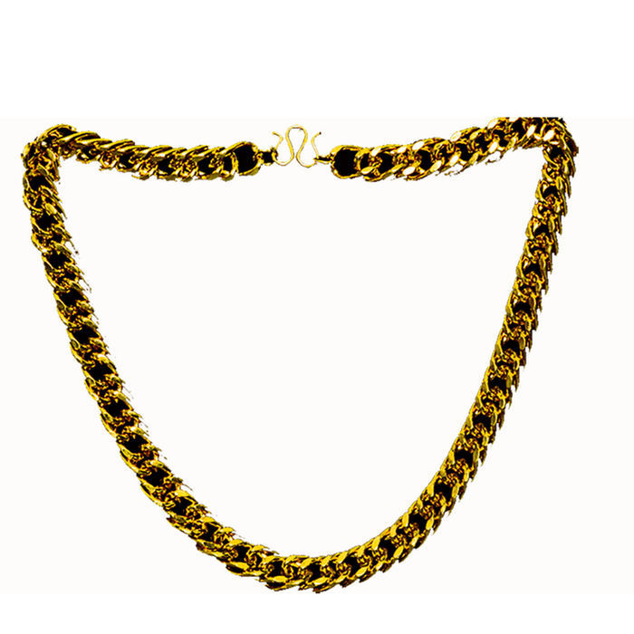 SALE Kette Rapper, gold