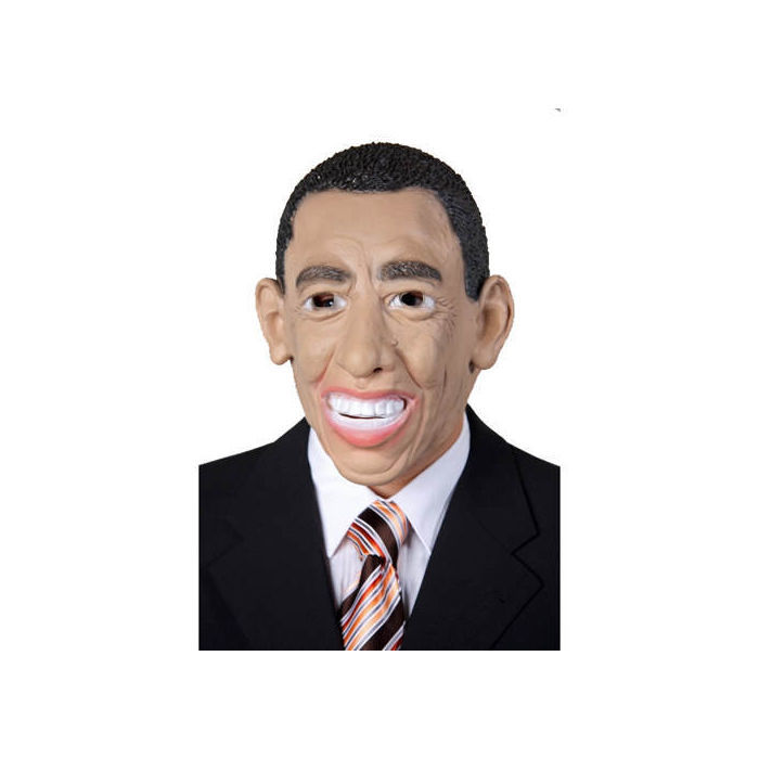 SALE Maske Mr. President aus Latex