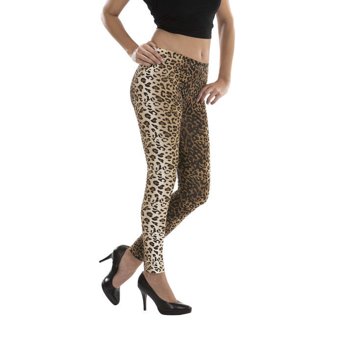 Leggings Leo Design Gr. L-XL