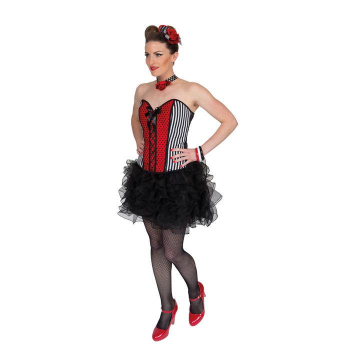 NEU Korsage Rockabilly, Gr. S-M - 50er   60er-Jahre-Kostüme Kostüme ... 737660343c