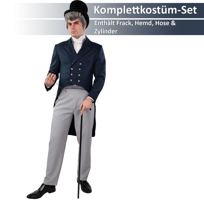 Komplettkostüm für Herren Elvis Kostüm