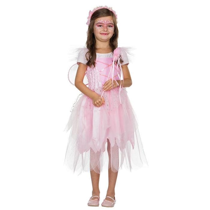 günstigster Preis online Shop bekannte Marke Kinder-Kostüm Fee Luna, Gr. 104 - Prinzessin, Fee, Engel ...