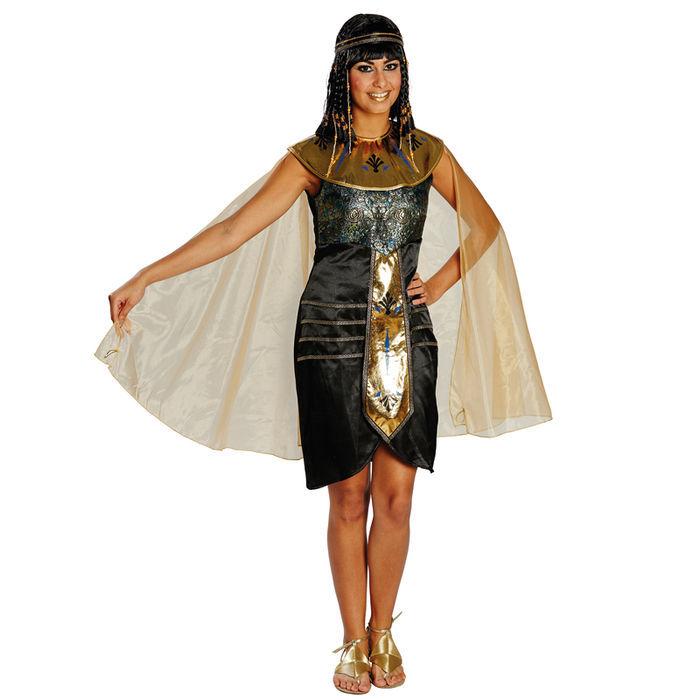 Damen Kostüm Ägypterin Cleopatra Karneval Fasching WIL