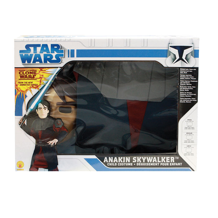 SALE Kinder-Kostüm Anakin Skywalker Box Set, Gr. S Bild 2