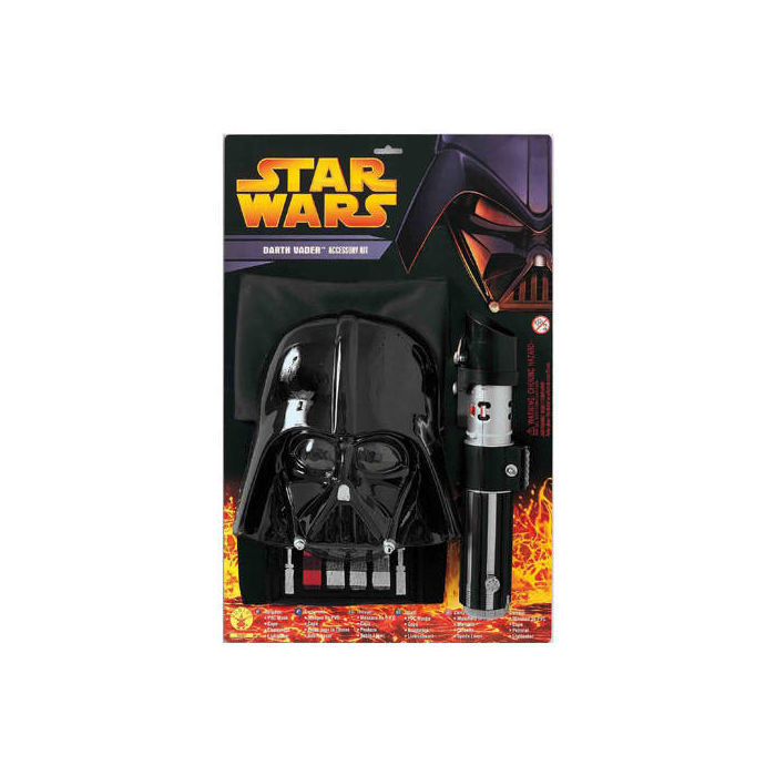 Darth Vader Blister-Set für Kinder