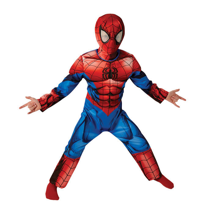 SALE Kinder-Kostüm Spider-Man, Gr. L