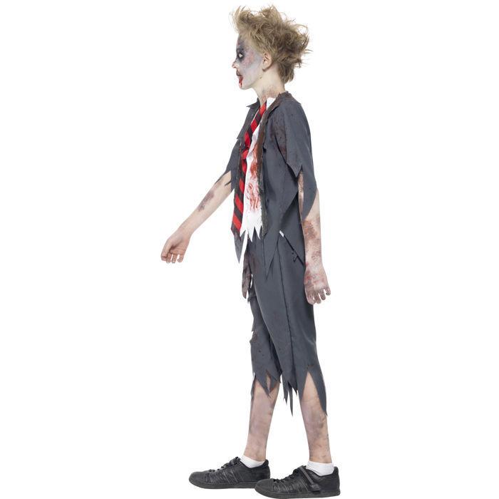 kinder kost m zombie school boy gr m halloween kinderkost me halloween kost me halloween. Black Bedroom Furniture Sets. Home Design Ideas