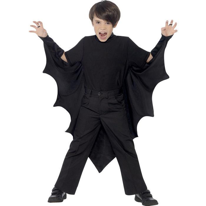 Kinder Kostum Fledermaus Umhang Einheitsgrosse Halloween