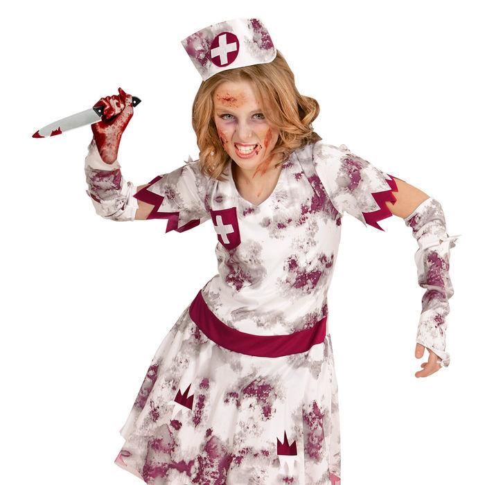 Blutiges Messer, 30 cm - Halloween-Accessoires Halloween-Shop ...