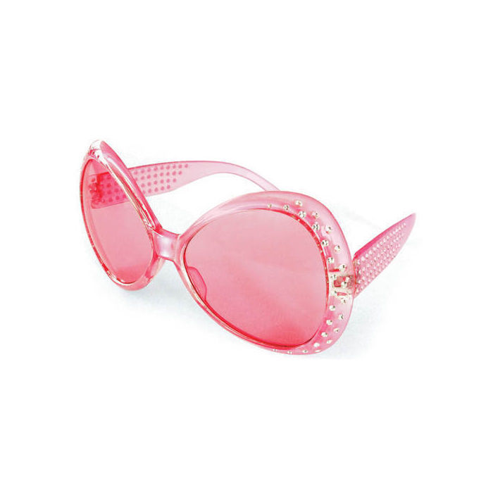 Brille Trendy Star, pink