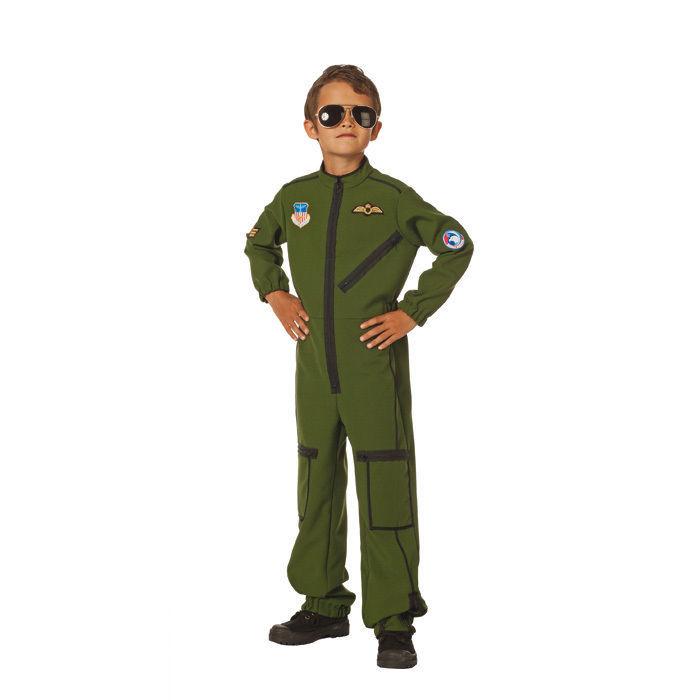 Helm Jacke Stulpen Jungen Sam Kinder-Kostüm Feuerwehrmann inkl