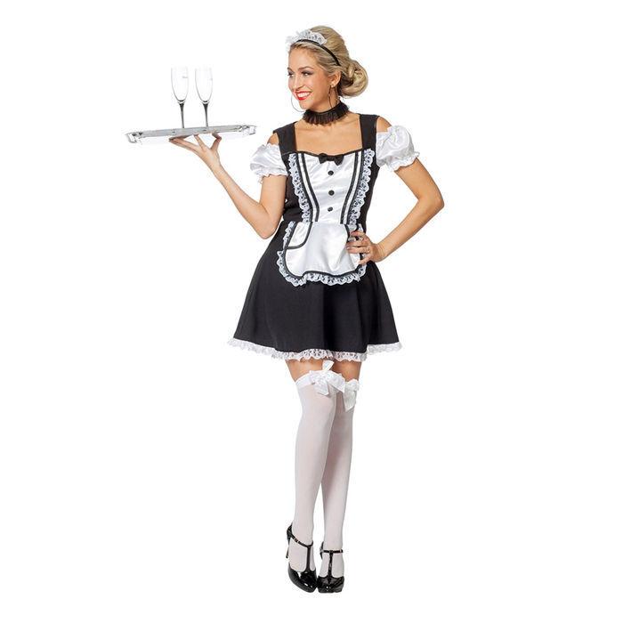 cd25d098bc6f5 SALE Damen-Kostüm Stubenmädchen, Gr. 46 - Kostüme rund um den Beruf ...