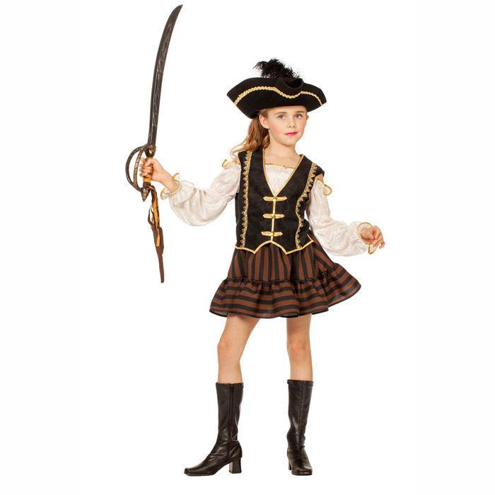 kinder kost m piratin evil eva gr 140 musketier ninja soldat pirat kinderkost me nach. Black Bedroom Furniture Sets. Home Design Ideas