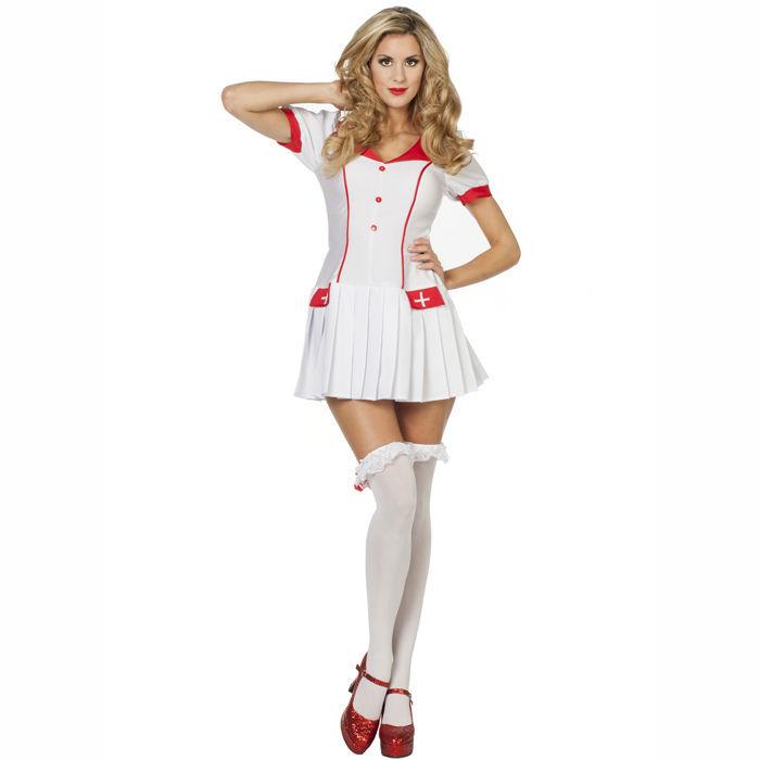 Damen Kostum Krankenschwester Anneliese Gr 42 Kostume Rund Um