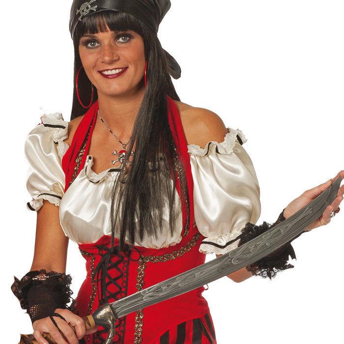 damen kost m piratin syren gr 38 pirat piratin musketier kost me nach themen kost me. Black Bedroom Furniture Sets. Home Design Ideas