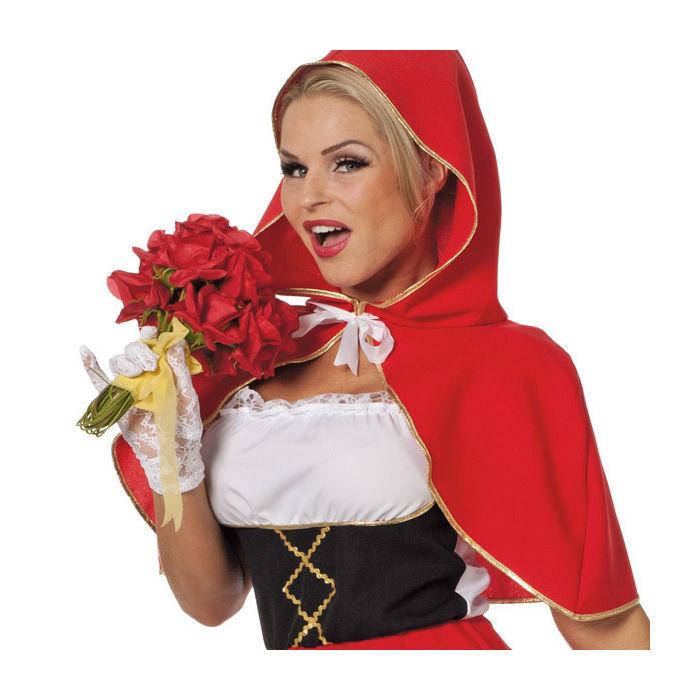 Damen Kostum Rotkappchen Gr 42 Prinzessin Marchen Kostume Nach