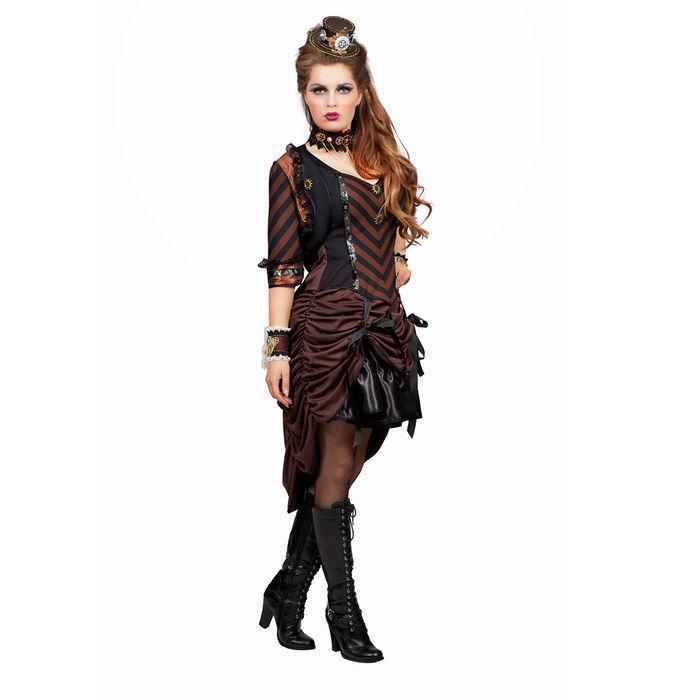 b7c344469881a1 Damen-Kostüm Steampunk Kleid, Gr. 48 - Steam-Punk-Kostüme Kostüme ...