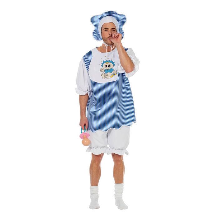 SALE Herren-Kostüm Baby Boy mit Mütze, Gr. 54 / 56 ...