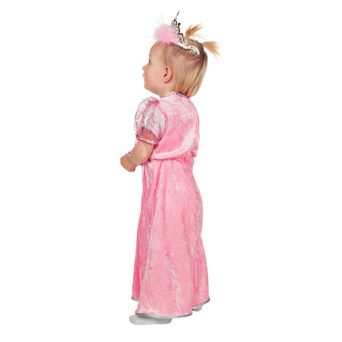 Prinzessin Kostum Babykostume Madchen Karneval Fasching Kleid Rosa