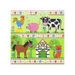 SALE Servietten Little Farm 33x33 cm 20 Stk.