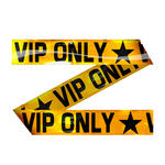 Absperrband VIP ONLY, 15 m lang, 1 St�ck