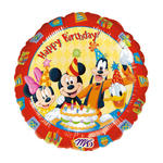 NEU Folienballon Mickey & Friends HB, ca. 45 cm