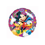 Folienballon Mickey Disney Celebration ca. 45 cm